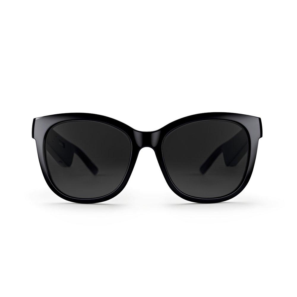 Bose Frames Soprano - Cat Eye Bluetooth Audio Sunglasses, Black