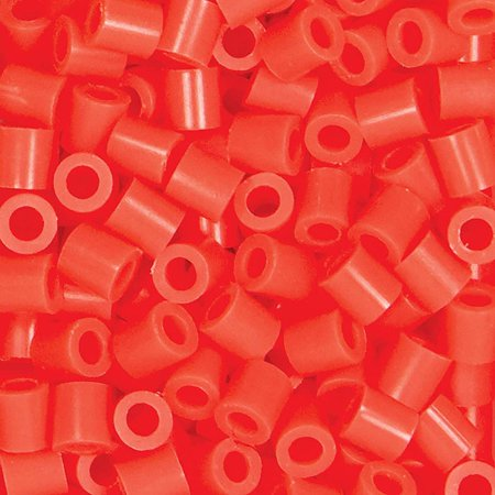 Fuse Bead Patterns (Beads Fuse Beads for Crafts, 1000pcs, Hot Coral PinkThis bag of hot coral pink Perler beads is a handy way to stock up or to complete a Perler pattern! By)