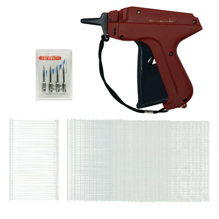 Amram Tagger Standard Tag Attaching Tagging Gun BONUS KIT with 5 Needles and 1250 2  Standard Attachments Fasteners amram tagger standard tag attaching tagging gun bonus kit with 5 needles and 1250 2  standard attachments fasteners
