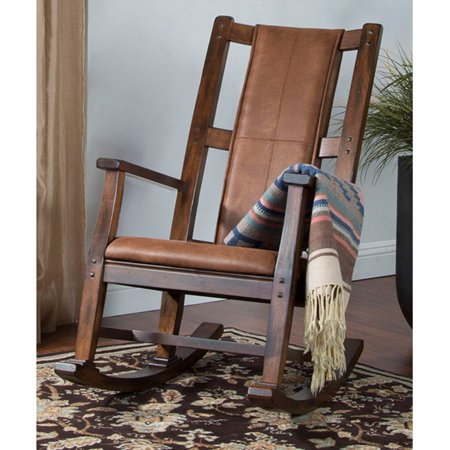 Brilliant Sunny Designs Santa Fe Indoor Rocking Chair Gamerscity Chair Design For Home Gamerscityorg