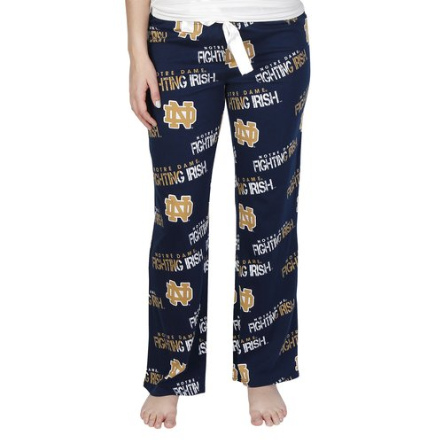 NCAA Notre Dame Forerunner Ladies' AOP Knit Pant by