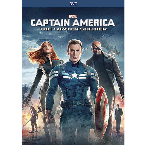 CAPTAIN AMERICA-WINTER SOLDIER (DVD)                          NLA