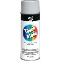 DAP 10 Oz Dove Gray Touch n Tone  Spray Paint (Set of 6)
