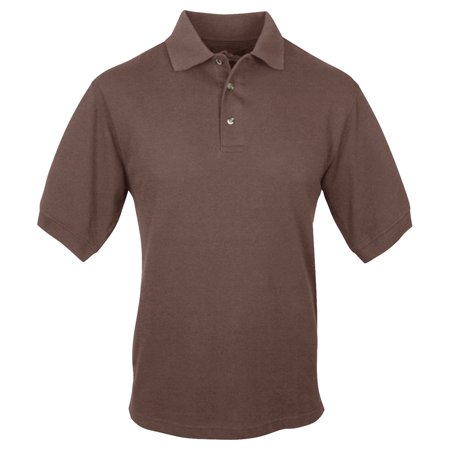 Tri Mountain Mens Big And Tall Pique Golf Shirt