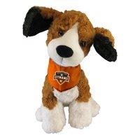 Houston Dynamo Mighty Tyke Beagle with Bark Chip