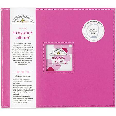 Stockbook Album - Storybook Album, 12