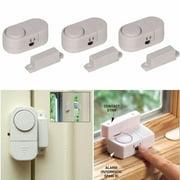 Wireless Burglar Alarm DIY Safety Security Alarm System Magnetic Sensor for Home Door Window