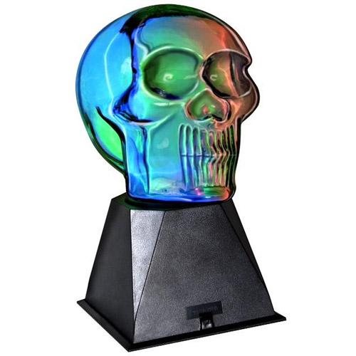 Plasma Skull