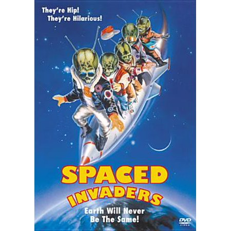Spaced Invaders (Widescreen) (Space Invaders In Search Of Lost Time)