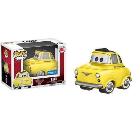 Funko Pop Disney Cars  Luigi