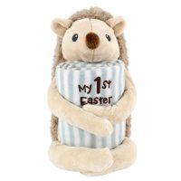 Way To Celebrate Easter My 1st Easter Plush Toy and Blanket Set