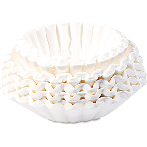 Bunn Commercial Coffee Filters, 12-Cup Size, 1,000-Pack by Bunn