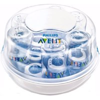 Philips Avent Microwave Steam Sterilizer, BPA-Free