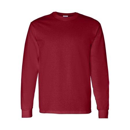068cb60b1db Gildan - Gildan - Heavy Cotton Long Sleeve T-Shirt - 5400 - Walmart.com