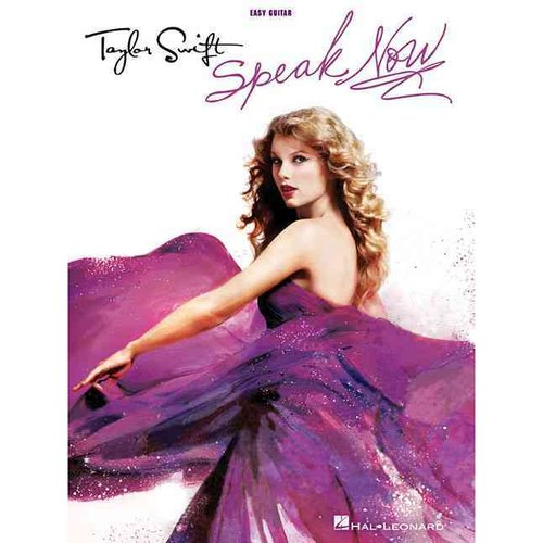 Taylor Swift: Speak Now: Easy Guitar