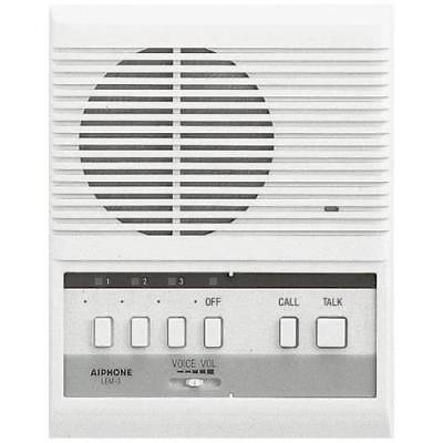 Aiphone 3-Call Audio Master Station for LEM Series Open Voice Intercom ()