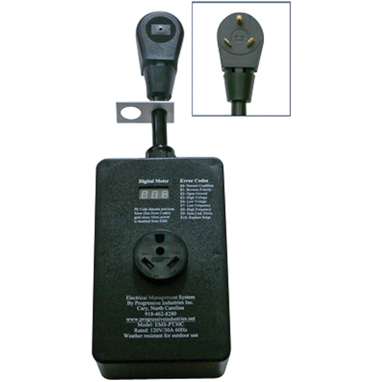Progressive Industries Portable EMS RV Surge Protector