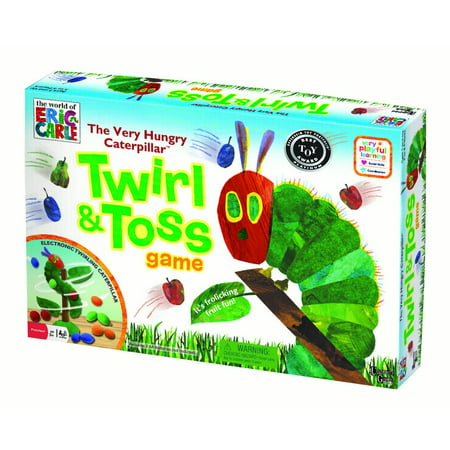The Very Hungry Caterpillar Twirl & Toss Game](Very Hungry Catepillar)