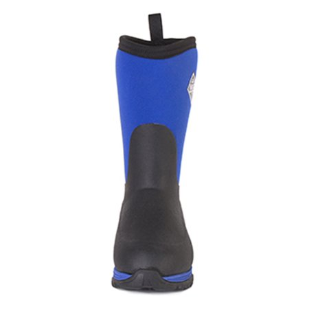 muck boot kid's rugged ii waterproof durable winter rubber boots black blue y1 us