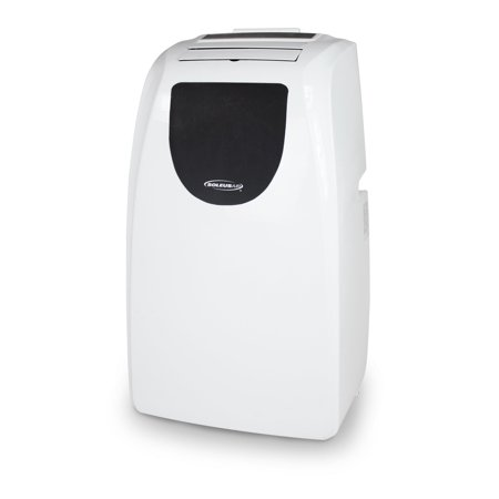 Soleus Air 14000 BTU 4x1 Machine, Fan, Dehumidifier, Heater and AC with Heat Pump - Heat Pump Central Heating