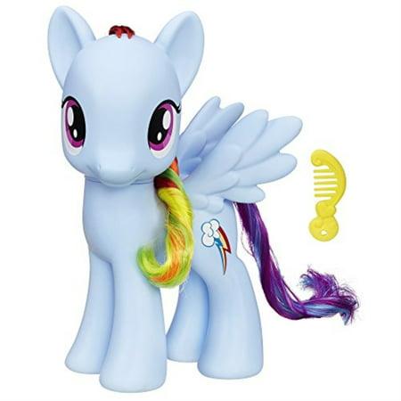 My Little Pony Friendship is Magic Rainbow Dash 8-Inch Figure](My Little Pony Rainbow Dash)
