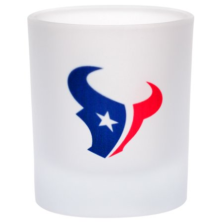 Texans Rock (Houston Texans 8.45oz. Frosted Rocks Glass - No Size )