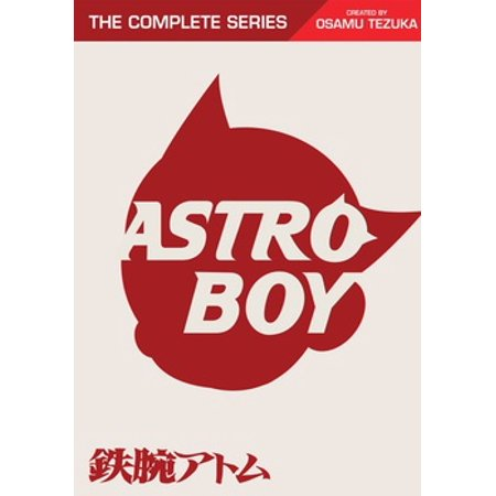 Astro Collection - Astro Boy: The Complete Series (DVD)
