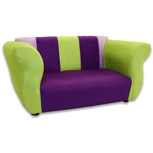 Keet Fancy Kids Sofa by Fantasy Furniture