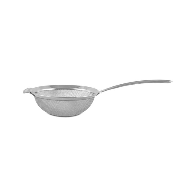 "Click here to buy CIA Masters Collection 5"" Fine Mesh Strainer by The Culinary Institute of America."