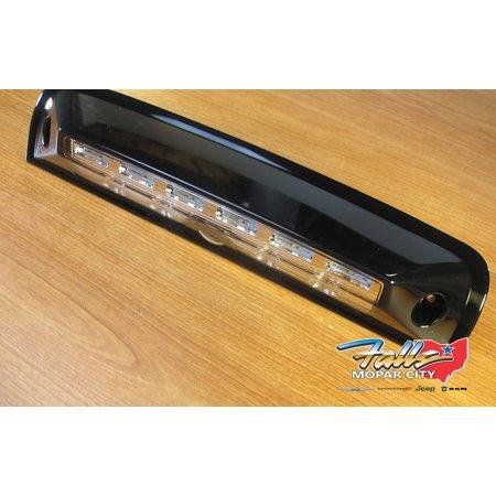 2013-2018 RAM 2500 3500 Rear Tailgate Light with Back Up Camera NEW MOPAR -