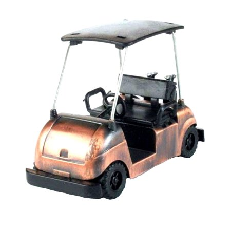Golf Cart Die Cast Metal Collectible Pencil Sharpener