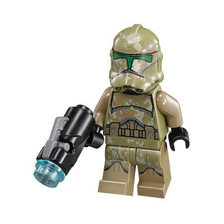 LEGO Star Wars Kashyyyk Clone Trooper Minifigure