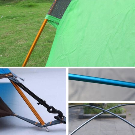 11 Sections 8 5mm 3 5m Aluminum Alloy Spare Sun Shade