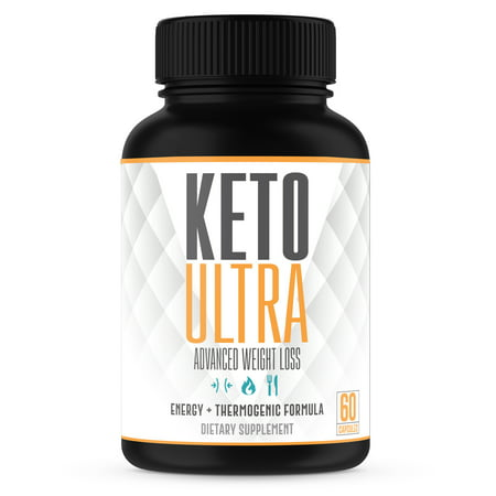 Keto Ultra Powerful Keto Diet Pills Supports Weight Loss, Fat Burn, Energy & Focus Built for the Keto Diet Great for Keto Beginners 1