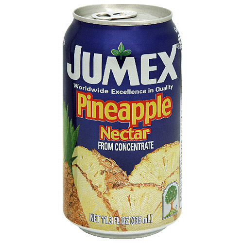 Jumex Pineapple Nectar, 11.3 oz (Pack of 24)
