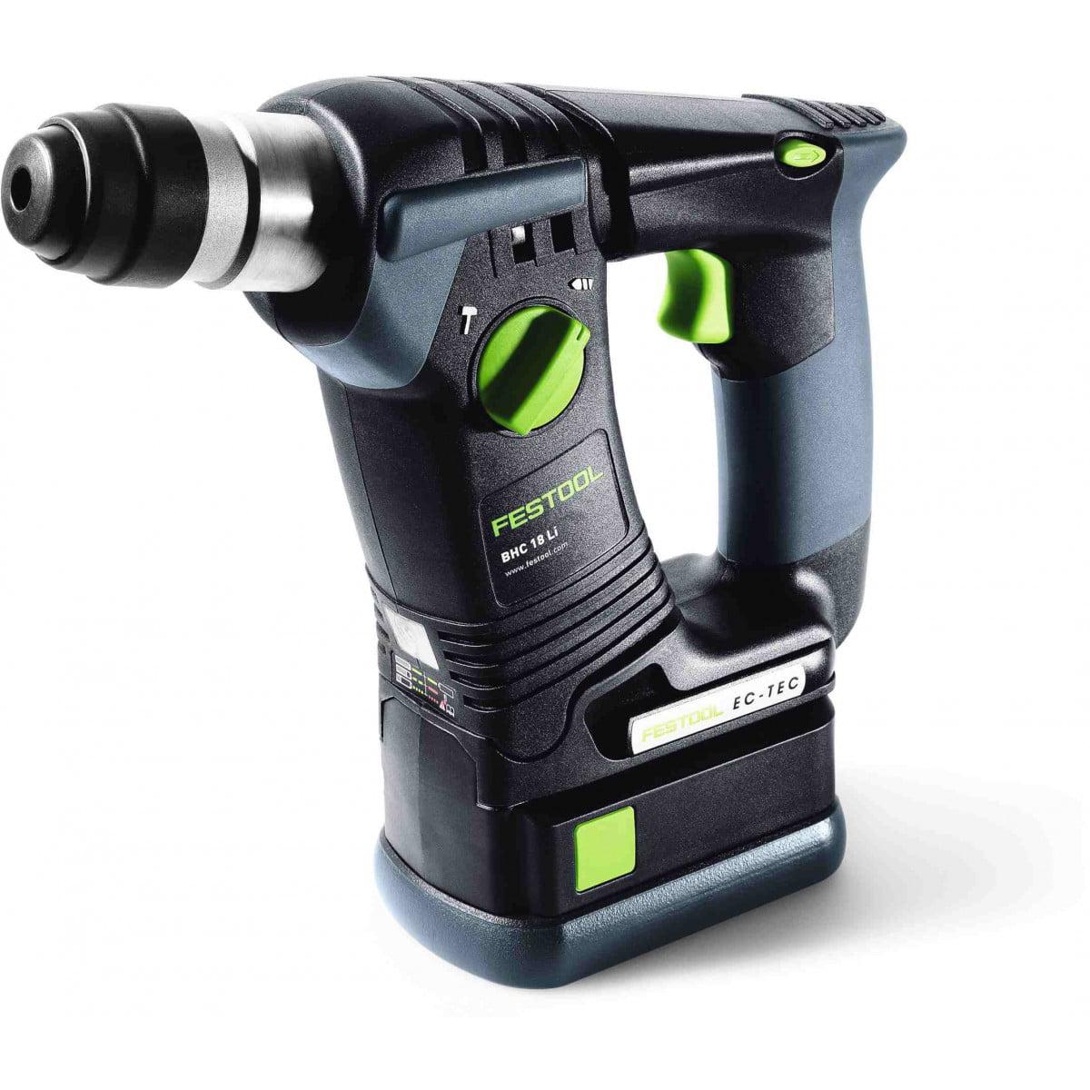 BHC 18 Cordless Rotary Hammer Drill AirStream PLUS