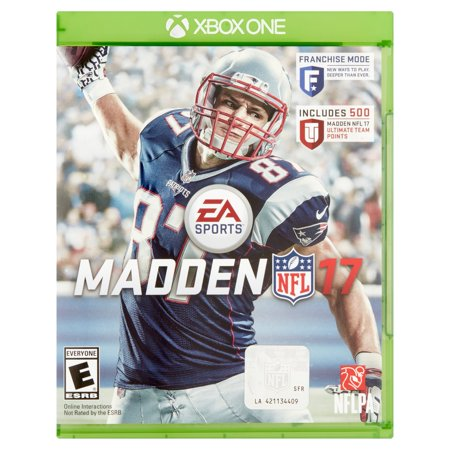Madden Nfl 17  Ea Sports  Xbox One