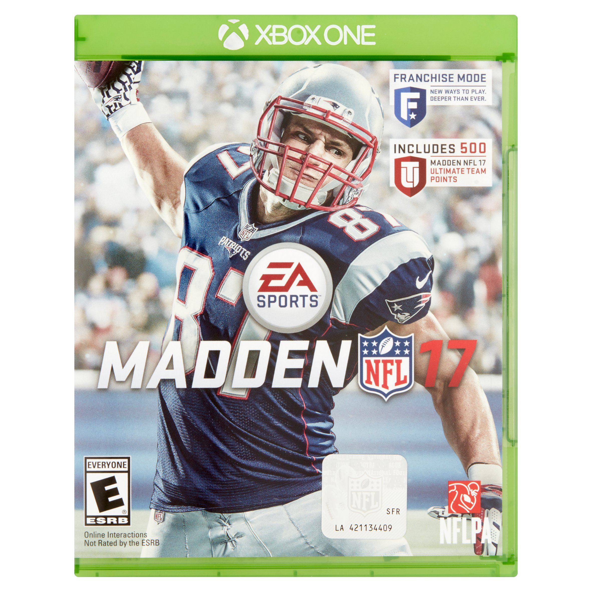 Electronic Arts Madden NFL 17, EA Sports (Xbox One)