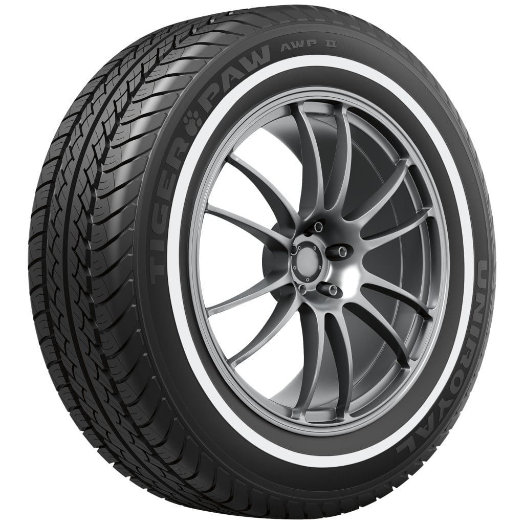 Uniroyal Tiger Paw Awp Ii All Season Tire P20575r15 97s