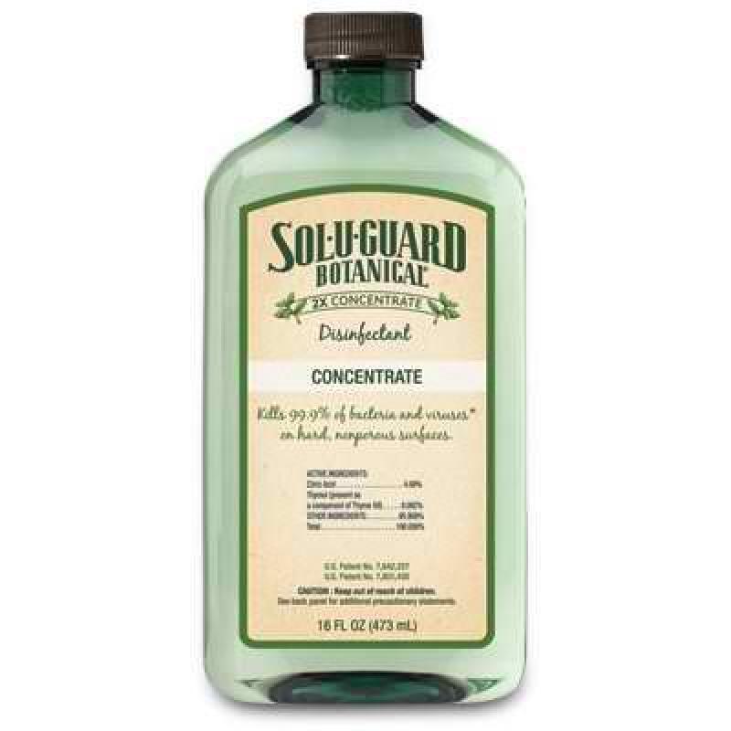 Melaleuca Sol-U-Guard Botanical 2x Disinfectant 16oz