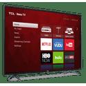 """TCL 65S401 65"""" 4K Smart LED Roku UHDTV"""
