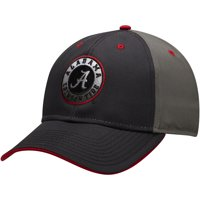 Men's Charcoal Alabama Crimson Tide Blackball Gradient Adjustable Hat - OSFA