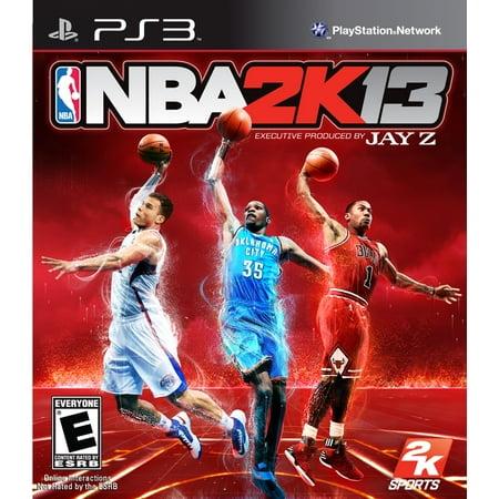 Refurbished NBA 2K13 For PlayStation 3 PS3 Basketball (Ps3 Games Nba 2k13)