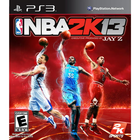Refurbished NBA 2K13 For PlayStation 3 PS3 (Best Shoes In Nba 2k13)