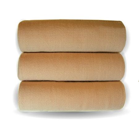 Body Wrap Elastic Bandages - Washable Latex Free (Pack of -
