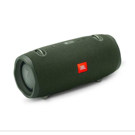 JBL Xtreme 2 Green Waterproof Bluetooth Speaker - Open Box