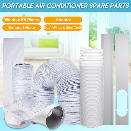 Window Slide Kit Plate Exhaust Hose Parts For Portable Air Conditioner