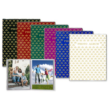 Lot Of 6 Pioneer Flexible Cover Photo Album Fc 157 Mixed Designs