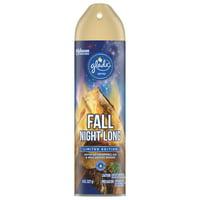 Glade Room Spray 1 CT, Fall Night Long, 8 OZ. Total, Air Freshener