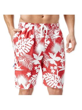 b4f3a323fe Product Image Newport Blue NEW Red White Mens Size Small S Volley Board  Surf Shorts